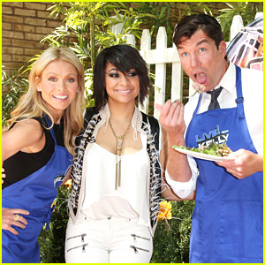 Raven Symone is 'Grilling With The Stars'
