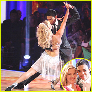 Roshon Fegan Dancing With The Stars