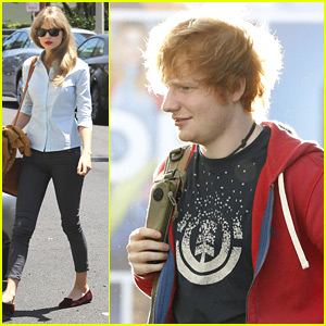 Taylor Swift: Studio Session with Ed Sheeran