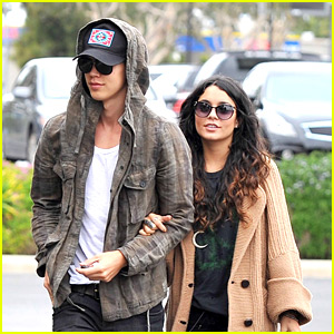 Vanessa Hudgens &#038; Austin Butler: Culver City Couple