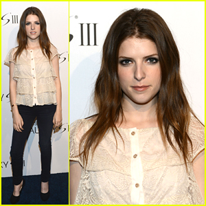 Anna Kendrick Hasn't Watched 'Glee'