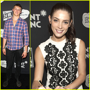 Ashley Greene: 24 Hours Play with Alexander Ludwig