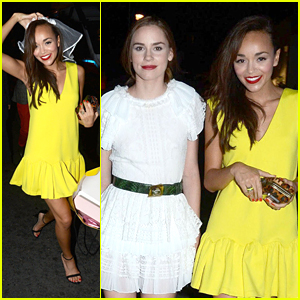 Ashley Madekwe: Hen Party in London!