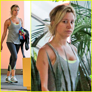 Ashley Tisdale: 'Sons of Anarchy' Guest Star!
