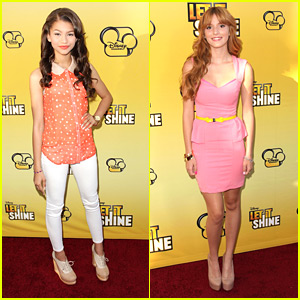 Bella Thorne &#038; Zendaya 'Let It Shine'