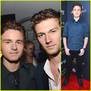 Callan McAuliffe - Young Hollywood Awards 2012