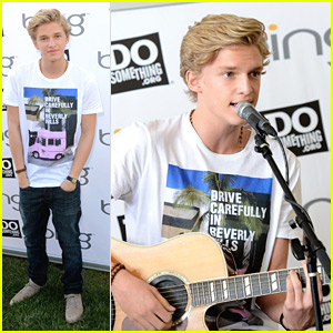 Cody Simpson: Bing Summer of Doing Kickoff Concert