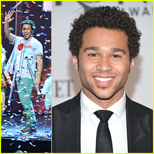 Corbin Bleu - Tony Awards 2012 Performance WATCH NOW