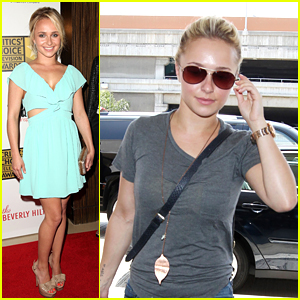 Hayden Panettiere: Critics' Choice Awards 2012