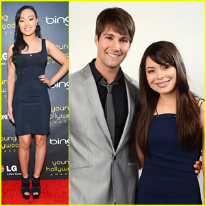 James Maslow: Young Hollywood Awards 2012 with Cymphonique!