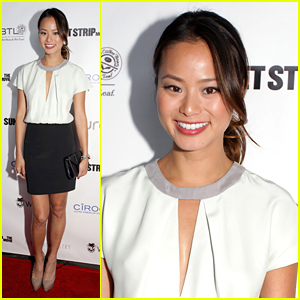 Jamie Chung: 'Sunset Strip' After Party
