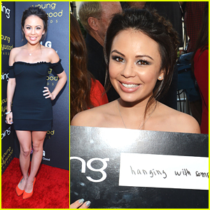 Janel Parrish - Young Hollywood Awards 2012