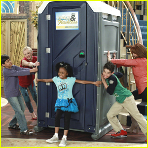 'Jessie': Porta-Potty In The Penthouse!
