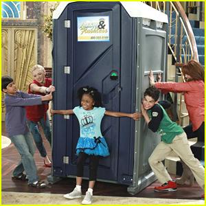 'Jessie': Porta-Potty In The Penthouse!