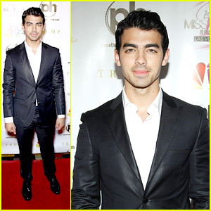 Joe Jonas: Olivia Culpo Wins Miss USA 2012!