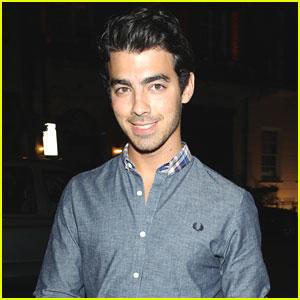 Joe Jonas: Morton's Club Night Out!