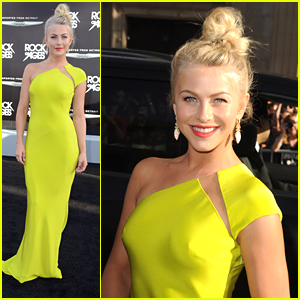 Julianne Hough: 'Rock of Ages' Los Angeles Premiere!