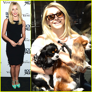 Julianne Hough: 'Rock of Ages' New York Screening!