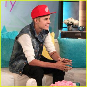 Justin Bieber Addresses His New Track 'Maria'