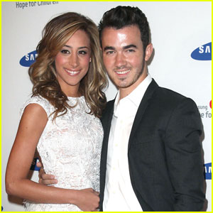 Kevin Jonas: Hope for Children Gala with Danielle!