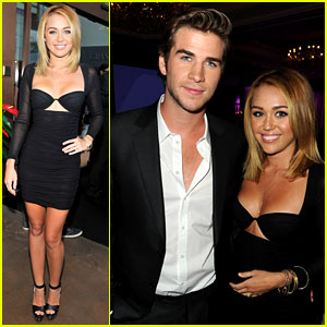 Miley Cyrus & Liam Hemsworth: Australians in Film Awards!