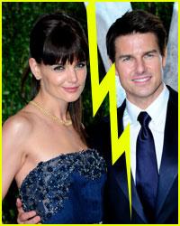Tom Cruise & Katie Holmes Split!