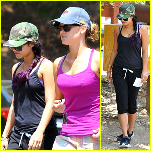 Vanessa Hudgens: Hollywood Hills Hike