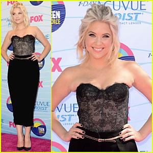 Ashley Benson - Teen Choice Awards 2012