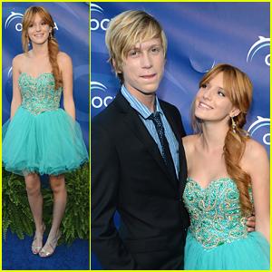 Bella Thorne & Tristan Klier: Oceana SeaChange Party Pair