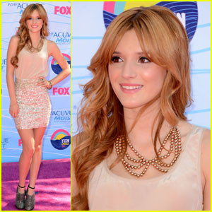 Bella Thorne - Teen Choice Awards 2012