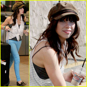 Carly Rae Jepsen: SPF Festival Performer!