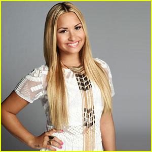 Demi Lovato: 'X Factor' Promo Pics!