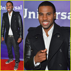 Jason Derulo: 'Opening Act' Promo at NBC Press Tour
