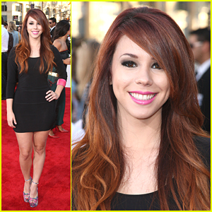 Jillian Rose Reed: 'Step Up Revolution' Premiere