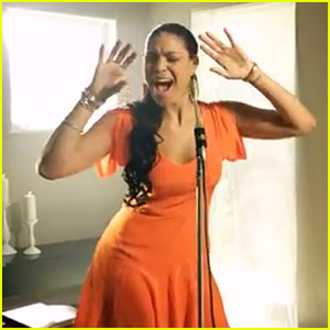 Jordin Sparks: 'Celebrate' Video - Watch Now!