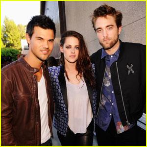 Kristen Stewart & Robert Pattinson - Teen Choice Awards 2012