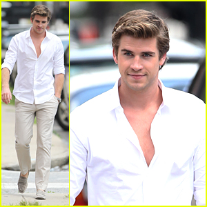 Liam Hemsworth: Scene Stealer at Teen Choice Awards 2012 ...