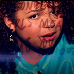 Rachel Crow's 'Mean Girls' Video - Watch Now!