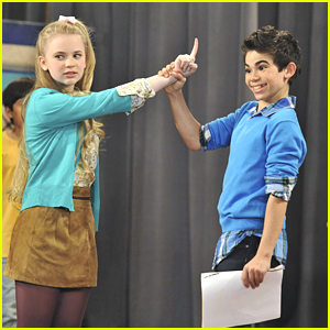 Sierra McCormick: Back as Creepy Connie on 'Jessie'!
