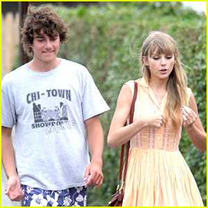 Taylor Swift: Sailboat Ride with Conor Kennedy!