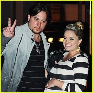 Tiffany Thornton: Le Petit Dinner with Chris Carney