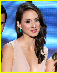 Troian Bellisario Teases Twists on 'Pretty Little Liars'