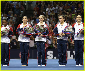 Meet The 2012 Olympic Women's Gymnastics Team!