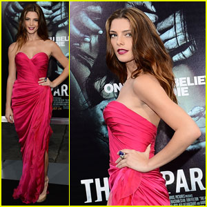 Ashley Greene: 'The Apparition' Premiere
