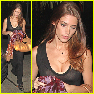 Ashley Greene: Chateau Marmont Chic