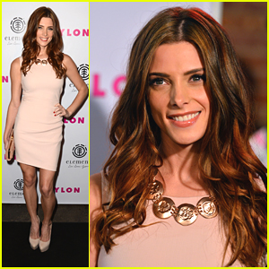 Ashley Greene: Nylon Party Pretty