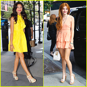Bella Thorne & Zendaya: WPIX Pretty