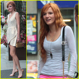 Bella Thorne: 'Bring It On' Opening Night