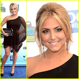 Cassie Scerbo: Do Something Awards 2012