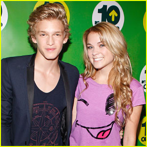 Cody Simpson: '10 on Top' Co-Host!